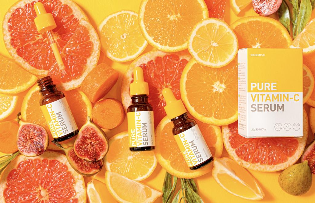 Серум за Лице Skinmiso Pure Vitamin-C Serum