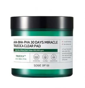 Some By Mi AHA-BHA-PHA 30 days Miracle Truecica Clear Pad