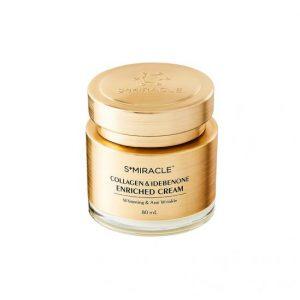 Крем за Лице S+MIRACLE Collagen & Idebenone Enriched Cream
